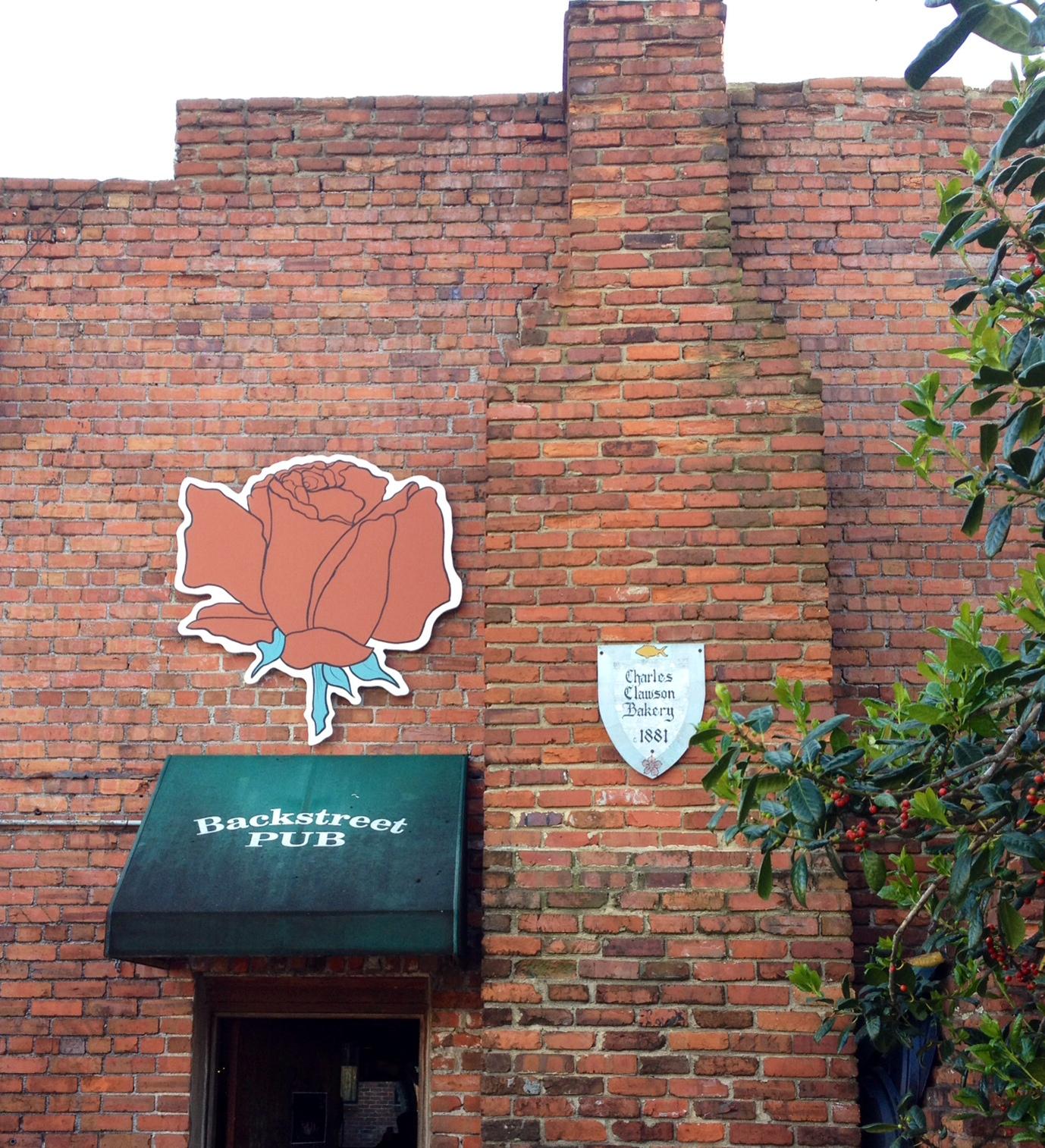 The Backstreet Pub, Beaufort, NC